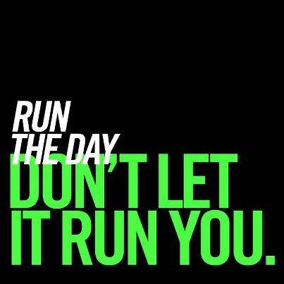 #Run the Day!!