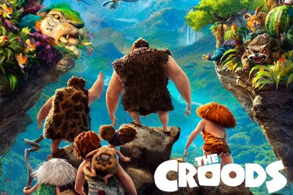 'The Croods' Wins the Weekend Box Office