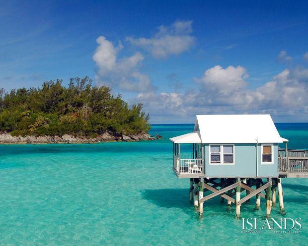 Bermuda Overwater Bungalow Villa Honeymoon Vacation
