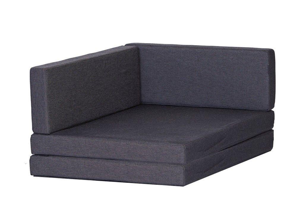 ausklappbare matratze f r sofamodul mit kissen ges nderer schlaf matratzen fuer babys. Black Bedroom Furniture Sets. Home Design Ideas