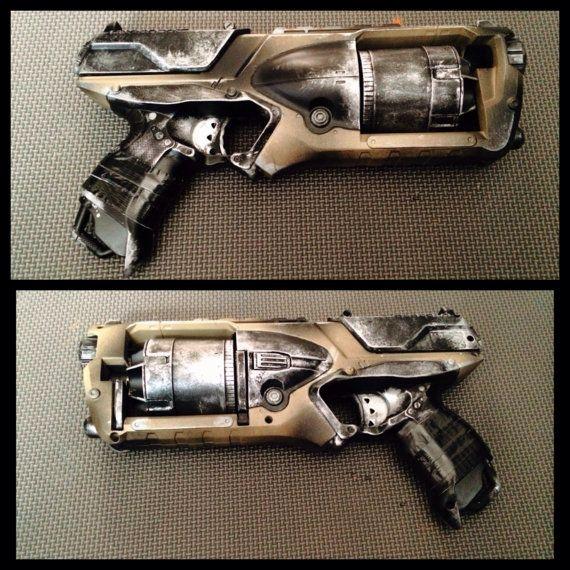 Steam Punk Nerf Gun