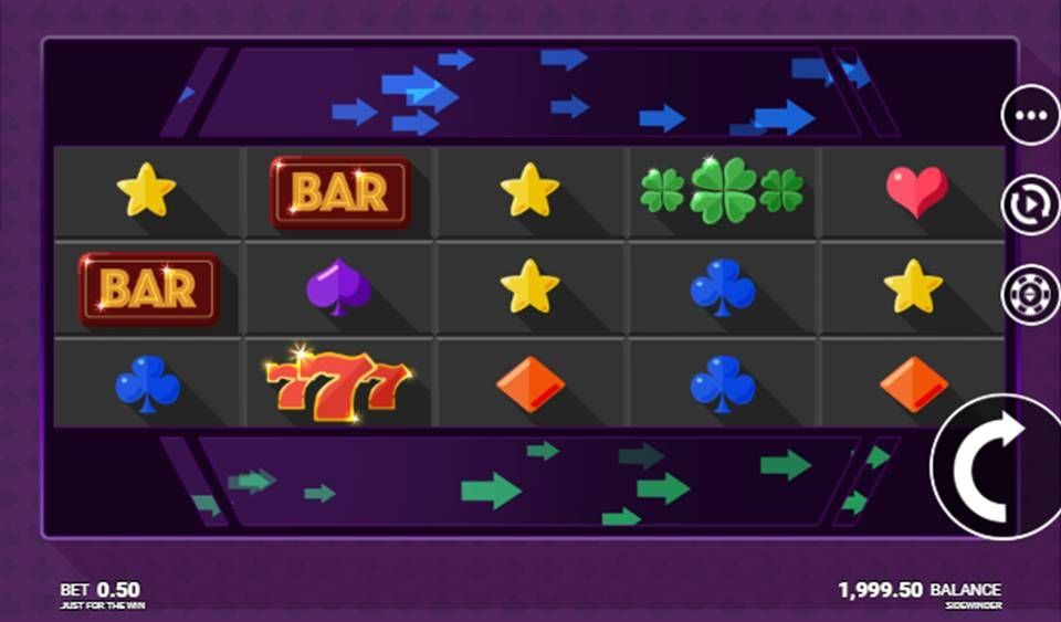 Side Winder Slot Machine