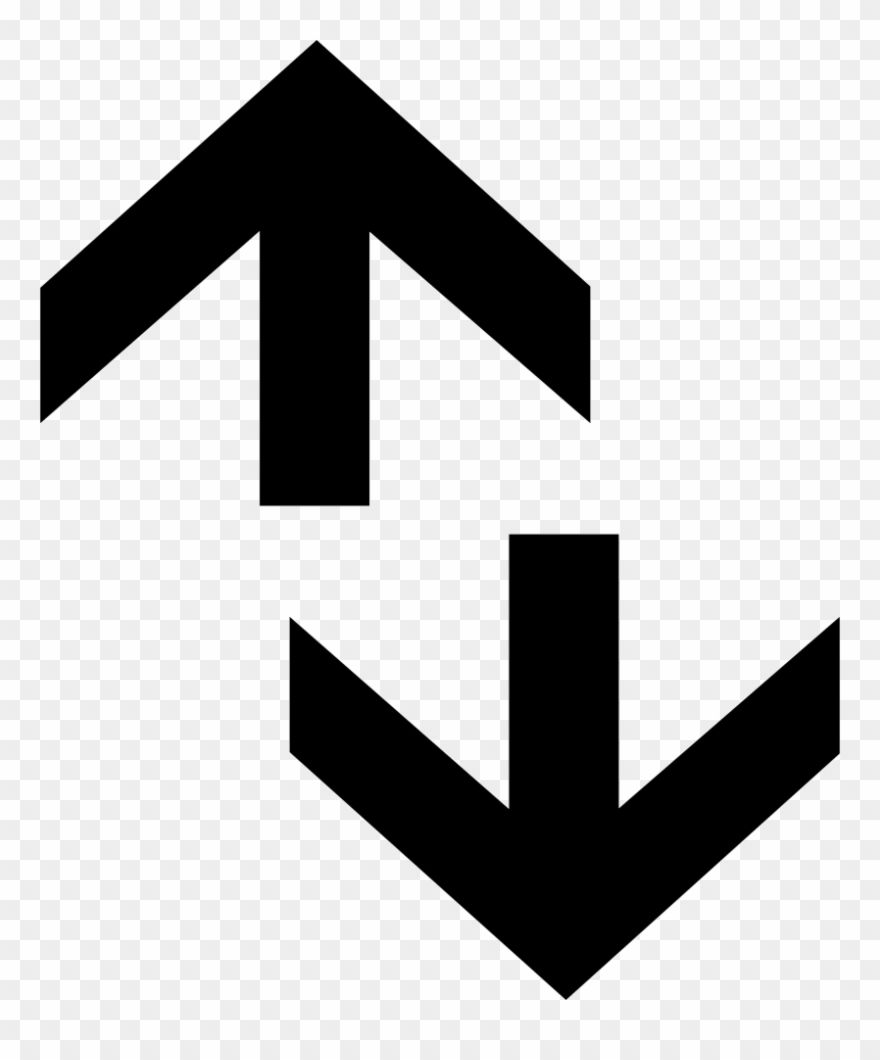 Png Black And White Two Way Arrow Svg Both Ways Arrow Icon Clipart 268885 Is A Creative Clipart Download The Transparent Arrow Svg Clip Art Arrow Clipart