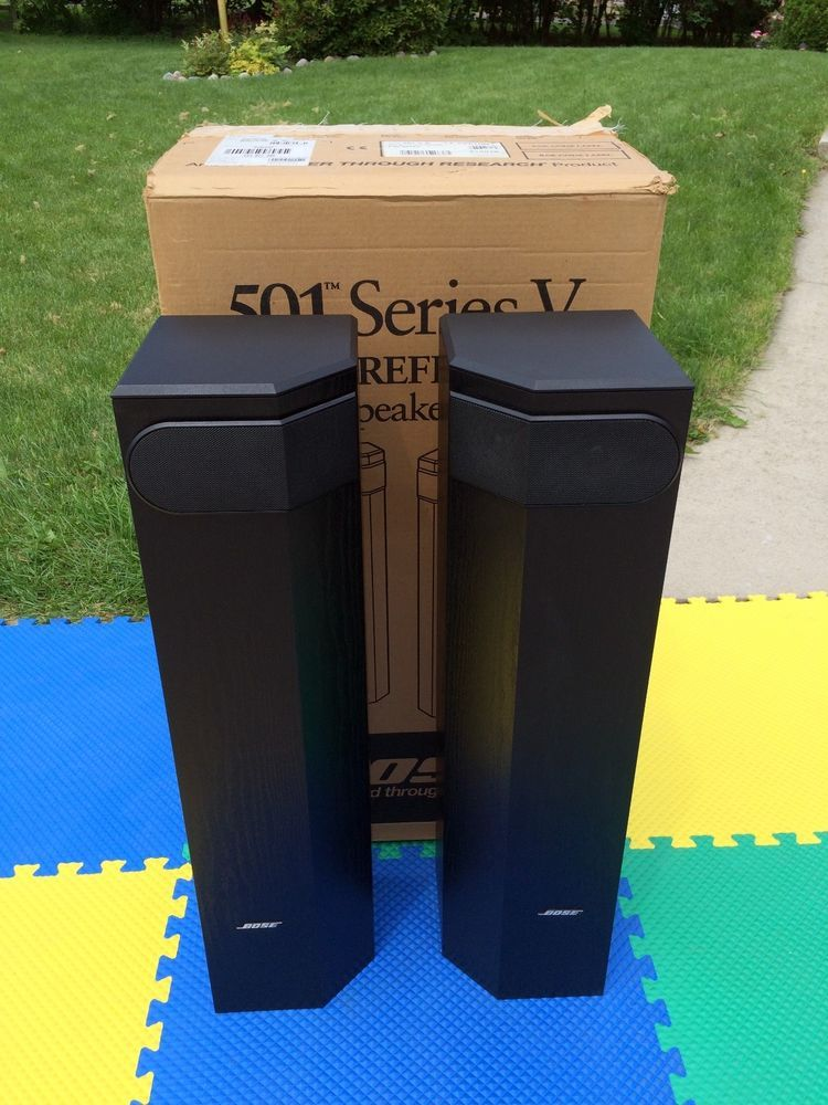 Function Perfect Bose 501 Series V Tower Floor Standing