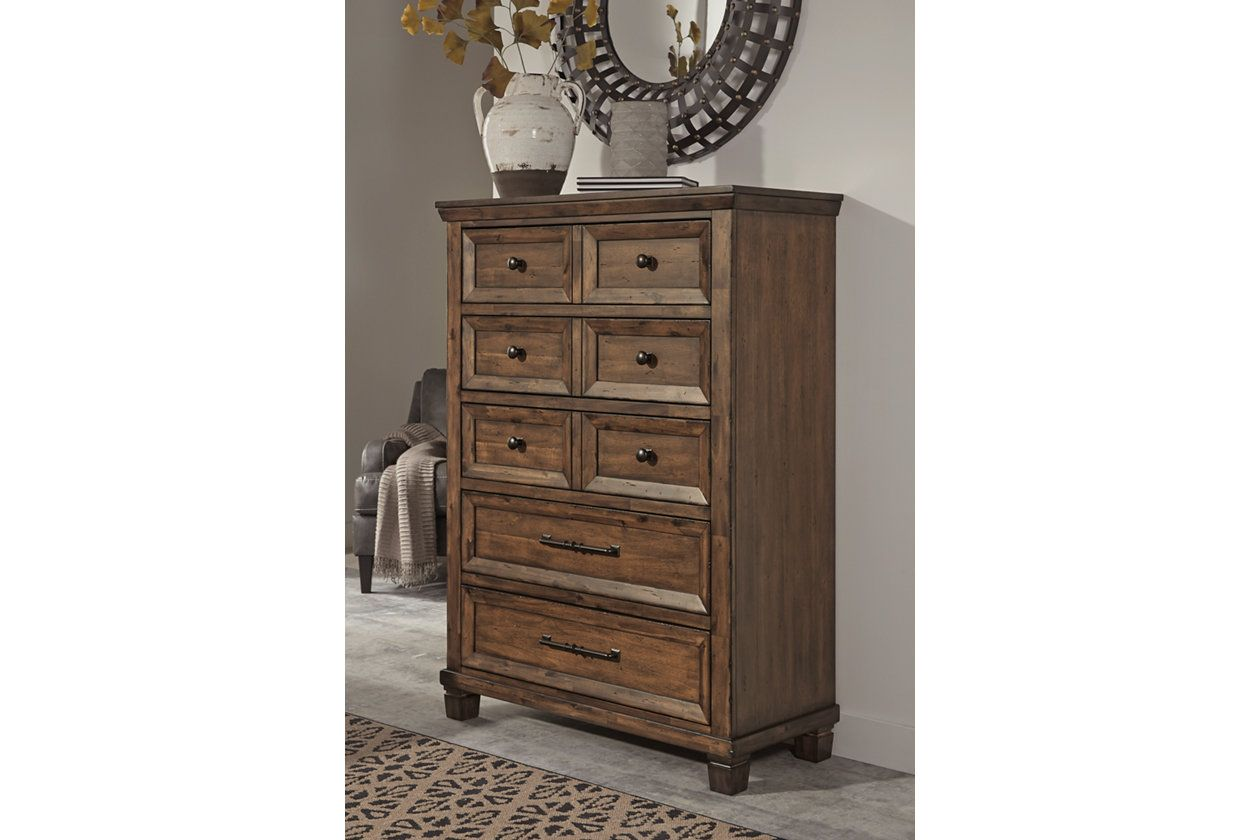 Royard Chest Of Drawers Leather Furniture Chest Of Drawers Drawers