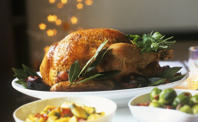 Amazing turkey recipe!! I used it this Christmas and it was very easy and the flavor was awesome... The only thing I changed was using a turkey bag when I put it in the oven. It kept it very moist and kept all the flavors in. Enjoy! :) http://www.napastyle.com/recipe/recipe.jsp?productId=3150#