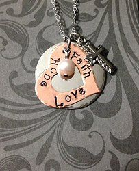 Lighthouse Designs Custom Hand Stamped Jewelry | GALLERY