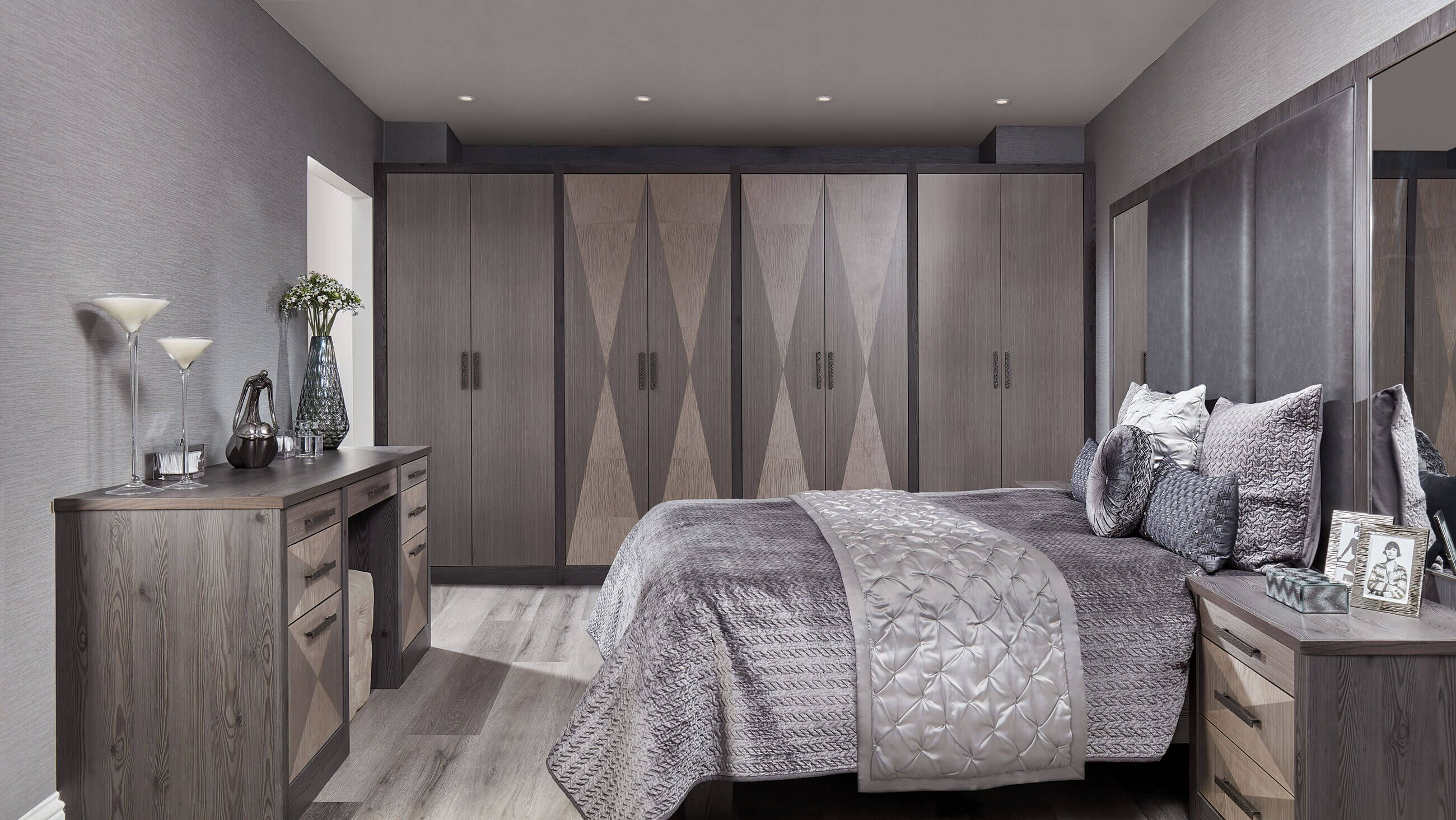 Luxury Bedroom Furniture  Neville Johnson