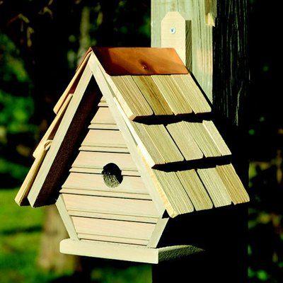 Best Heartwood 075 Ch*Ck Bird House Ch*Ck Bird Houseclapboard 640 x 480