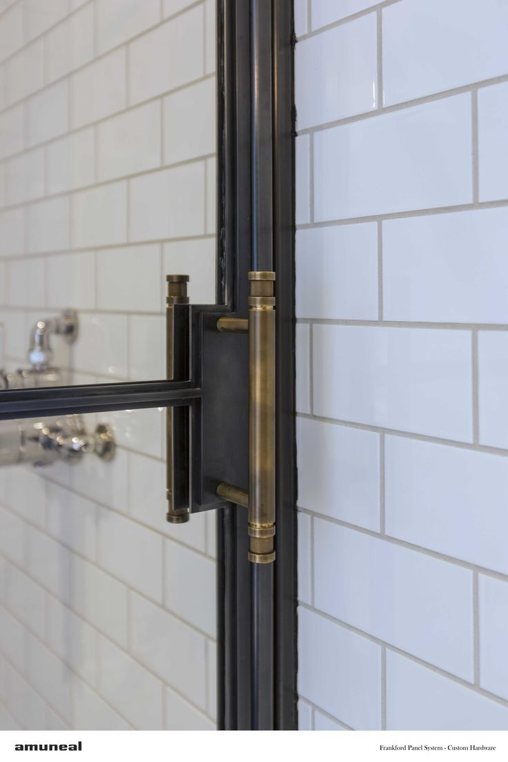Shower Door Detail | In the Details | Pinterest | Shower doors ...