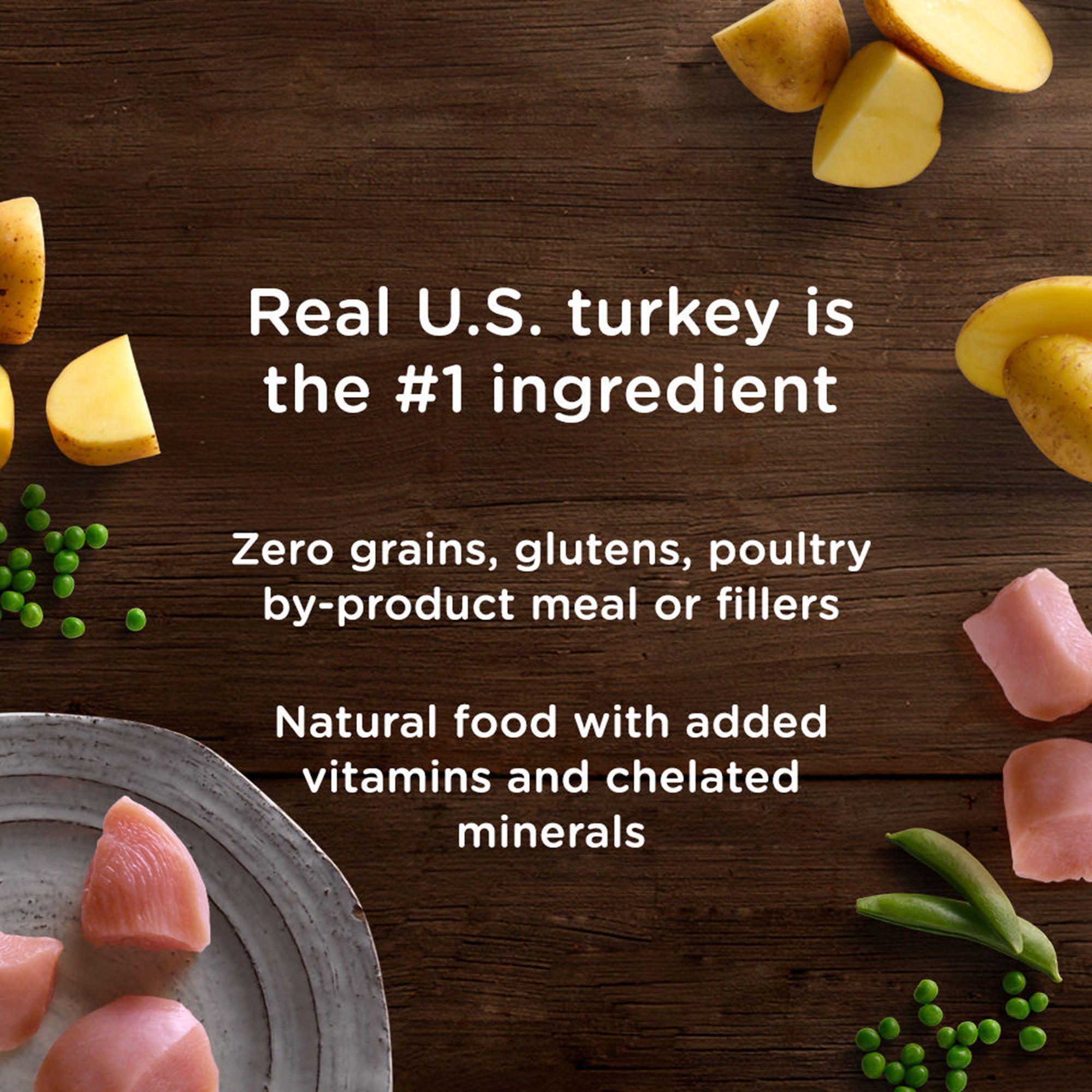 Rachael Ray Nutrish Zero Grain Dog Food Natural Grain Free
