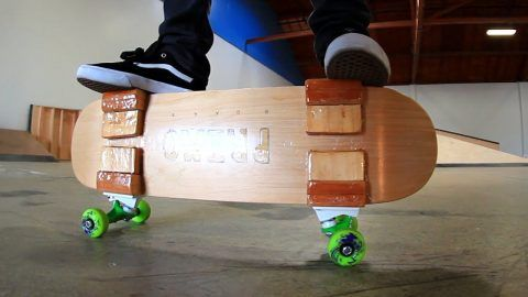 The Primo Skateboard You Make It We Skate It Ep 95 Braille Skateboarding Skateboard Braille How To Make