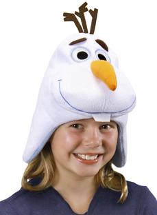 32a8bfa9e81 Olaf Winter Hat - Everything Princesses