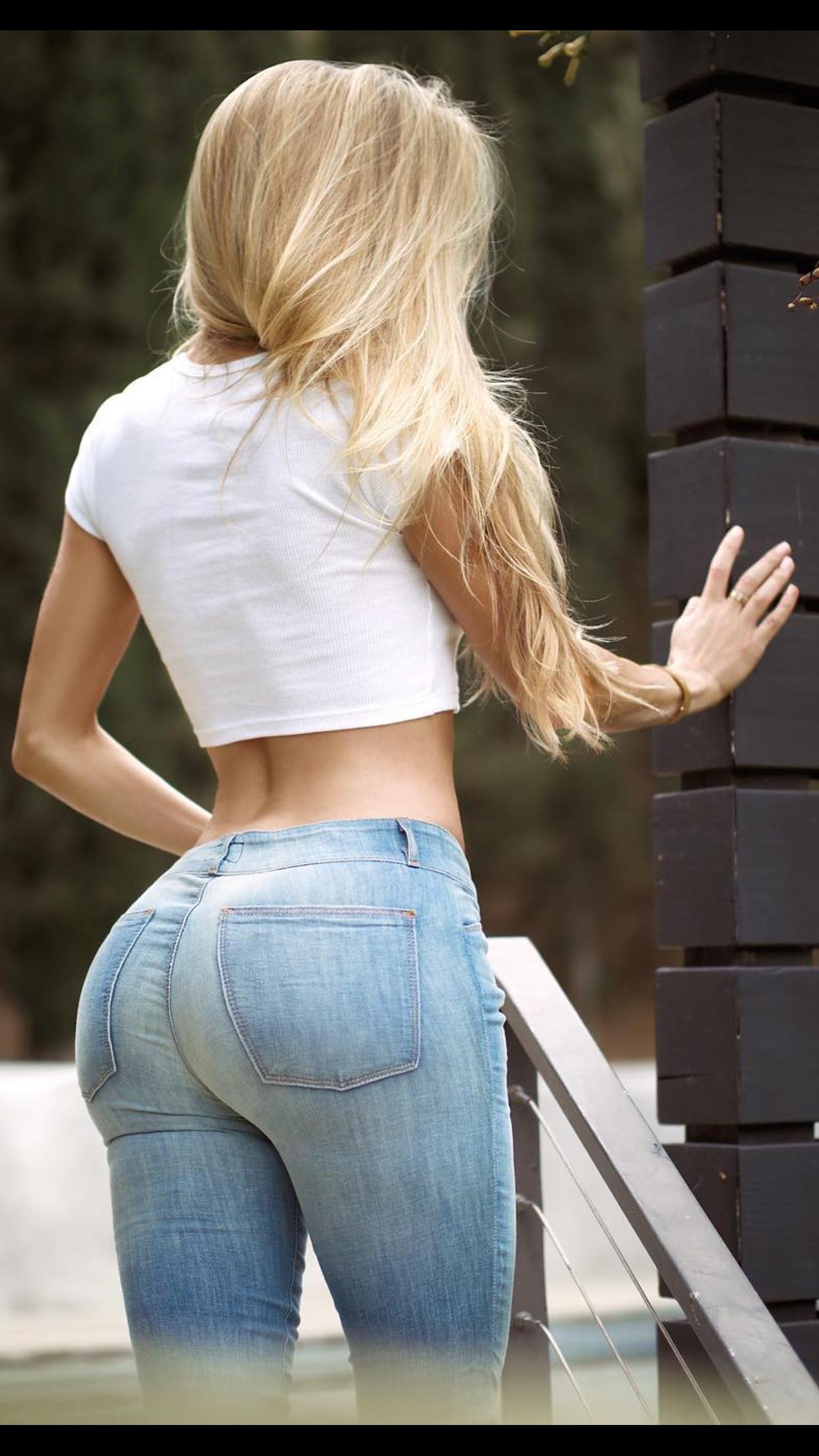 Jeans, ass