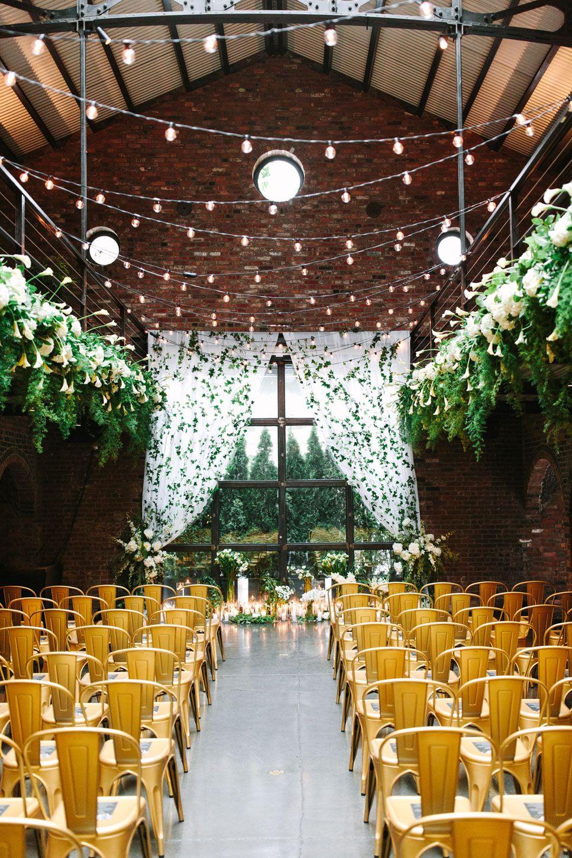 The Foundry NYC Wedding Mary Costa Wedding Photography