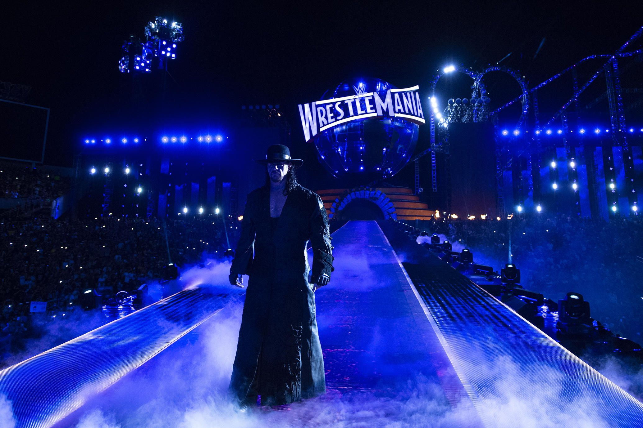 The Undertaker Rehearses His Iconic WrestleMania Entrance in This The Last Ride Sneak Peek via TV Guide Try a #NUmedia Trial. numediatvtrial.com #numediaglobal #numediatrial #tvshows #tvseries
