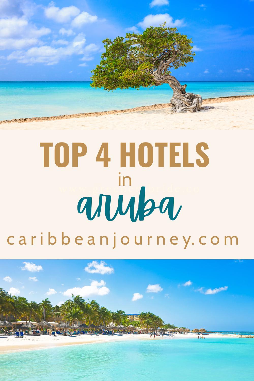 Top 4 Hotels in Aruba in 2021 | Aruba hotels, Palm beach
