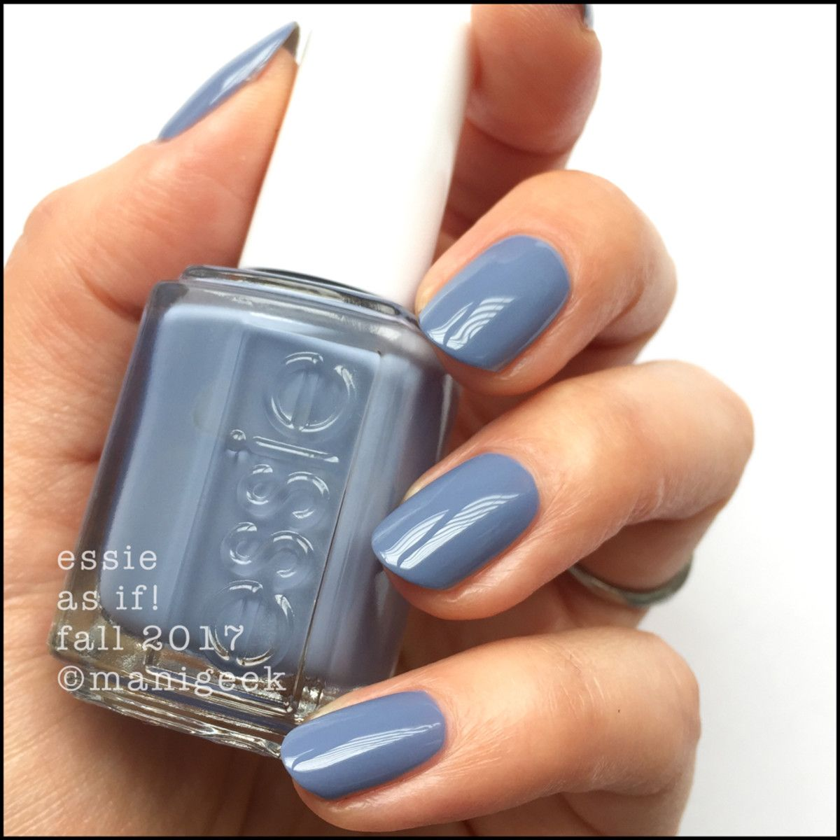 ESSIE FALL 2017 COLLECTION SWATCHES & REVIEW | Esmalte, Uñas ...