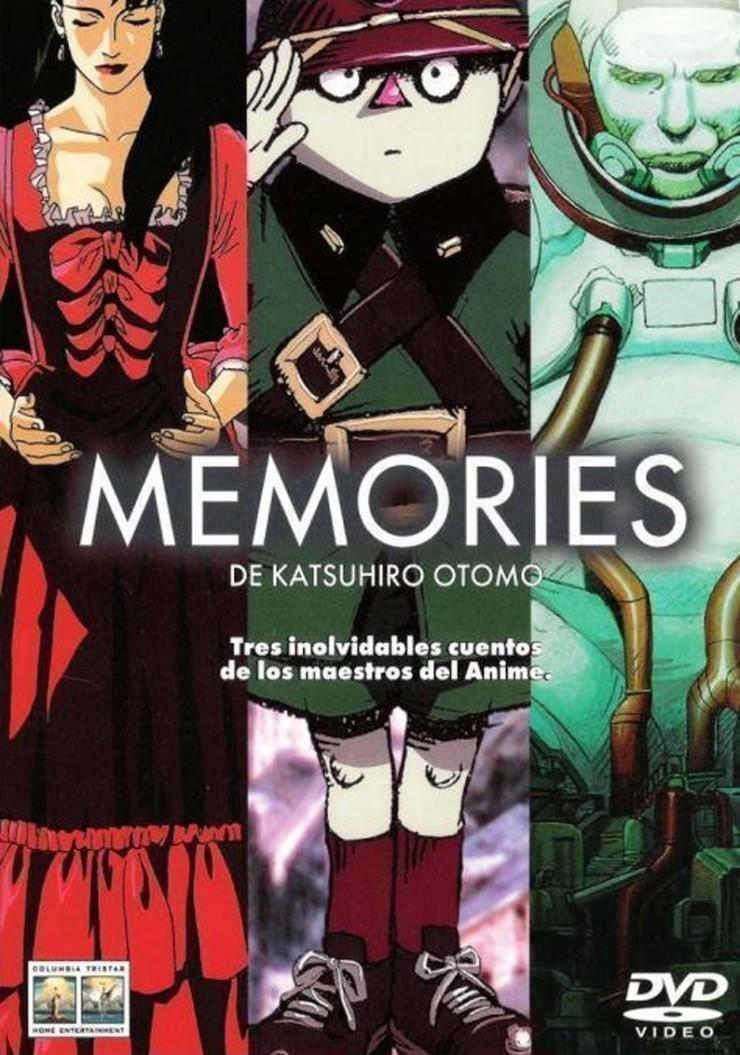 Pin by Asderathos on DVDs Memories anime, Anime movies