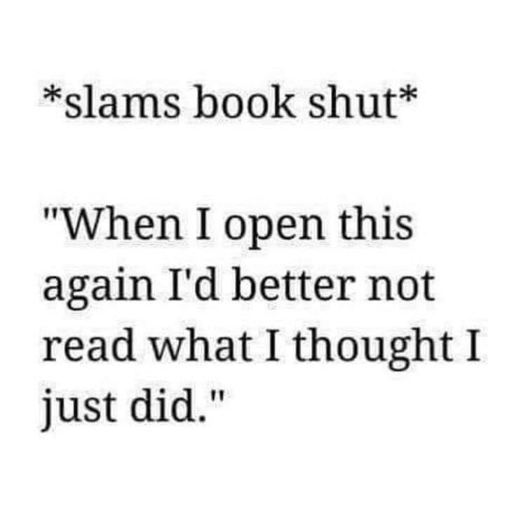 27 Literary Memes For The Bookworms
