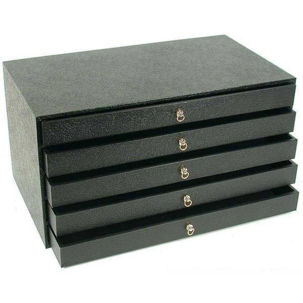 Jewelry Boxes 3820 Jewelry Organizer Chest Drawer Storage Display
