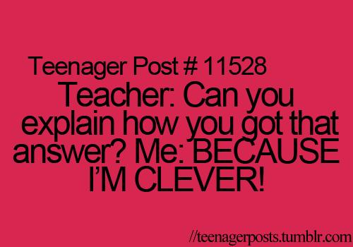 Teenager Post #teenagerpost