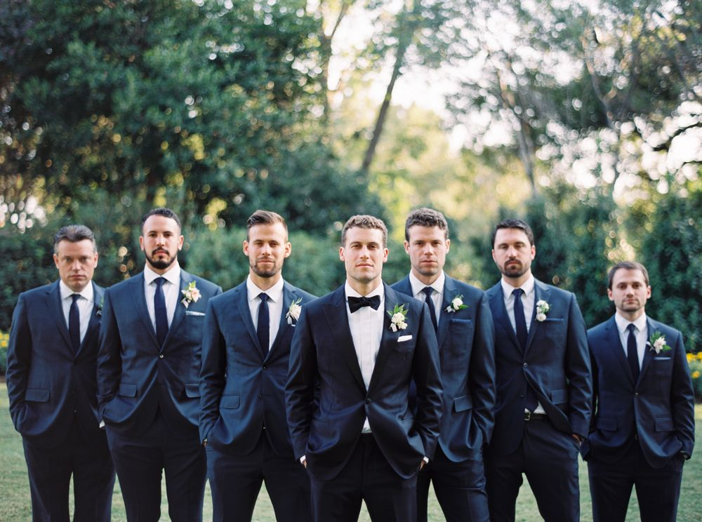 Cool Groomsmen Attire Ideas | Groom style, Wedding and Weddings