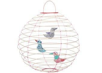 Knappe Bird Cage Lampion Small Bakker Made With Love Kinderen Shop Kleine Zebra Kinder Shop Lampenschirm Kinderzimmer Design