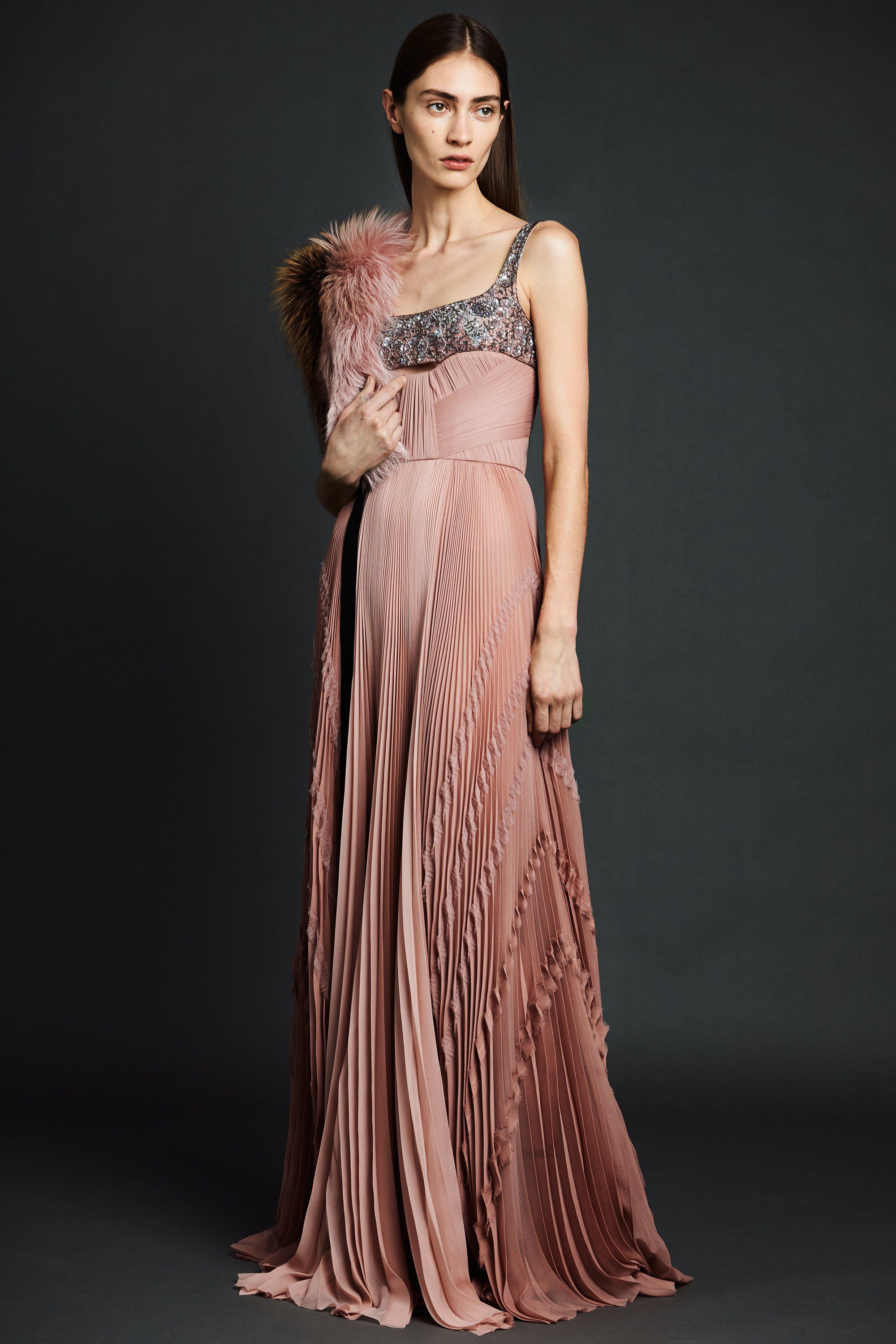 J. Mendel Pre-Fall 2017 Fashion Show | Gowns, Beautiful gowns and ...