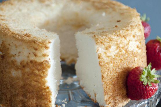 Angel Cake ou gâteau des anges