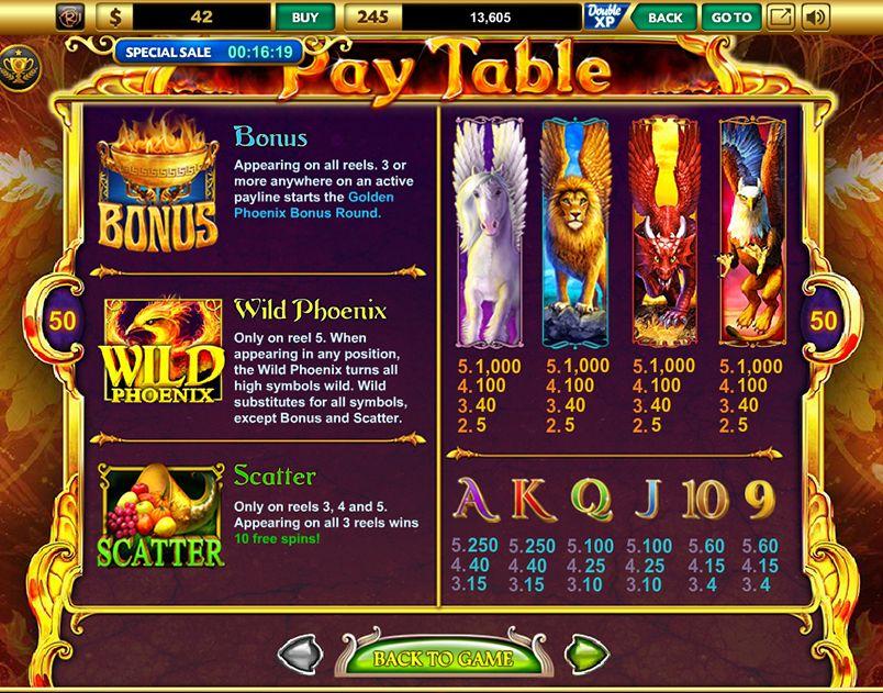Lucky Phoenix on Behance Doubledown casino, Online