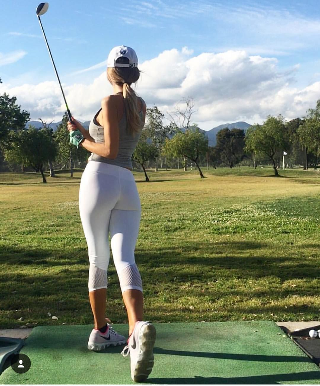 Female Golfers   Hot Girl HD Wallpaper