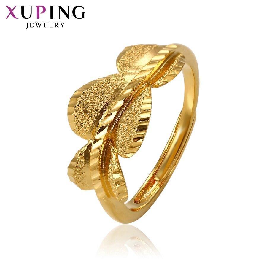 Xuping Elegant Ring Temperament Popular Design Charm Style Ring