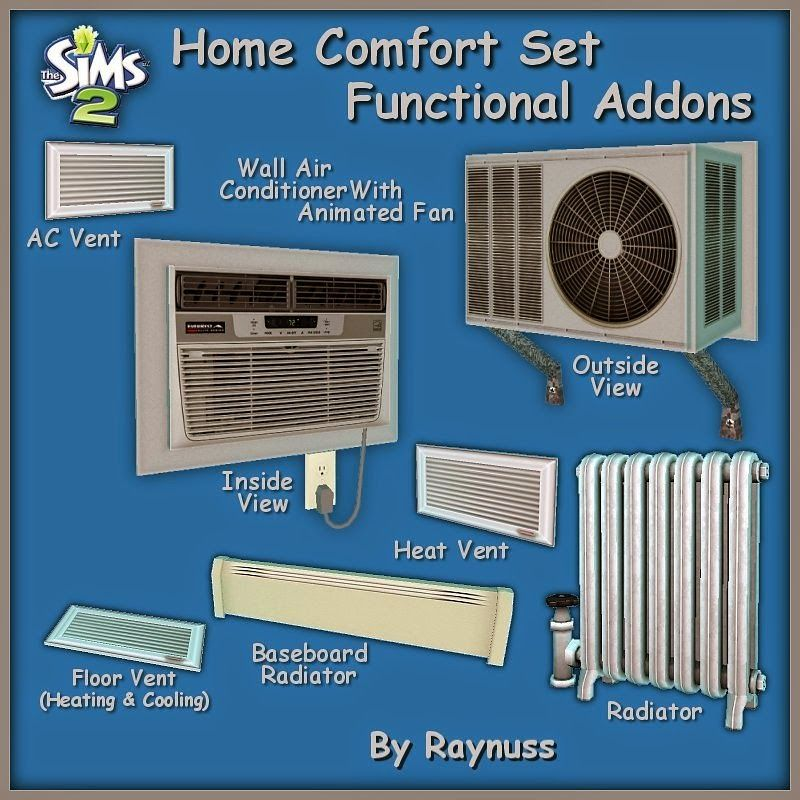 Home Comfort System Addons Home Comforts Diy Home Repair Home