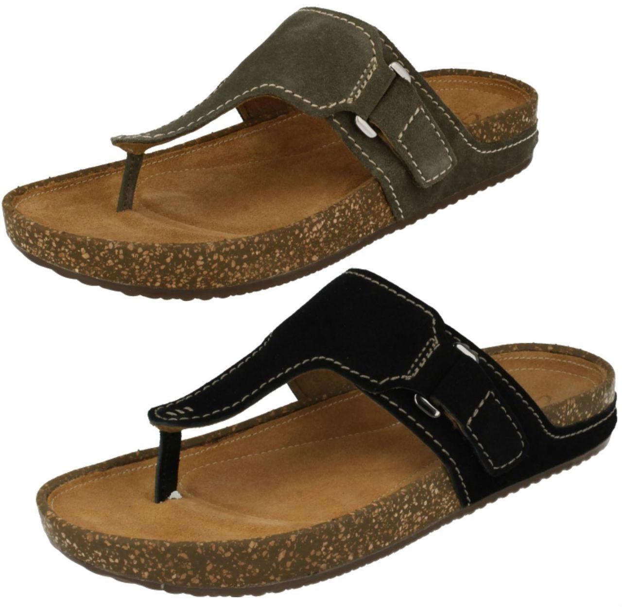 clarks flip flops uk