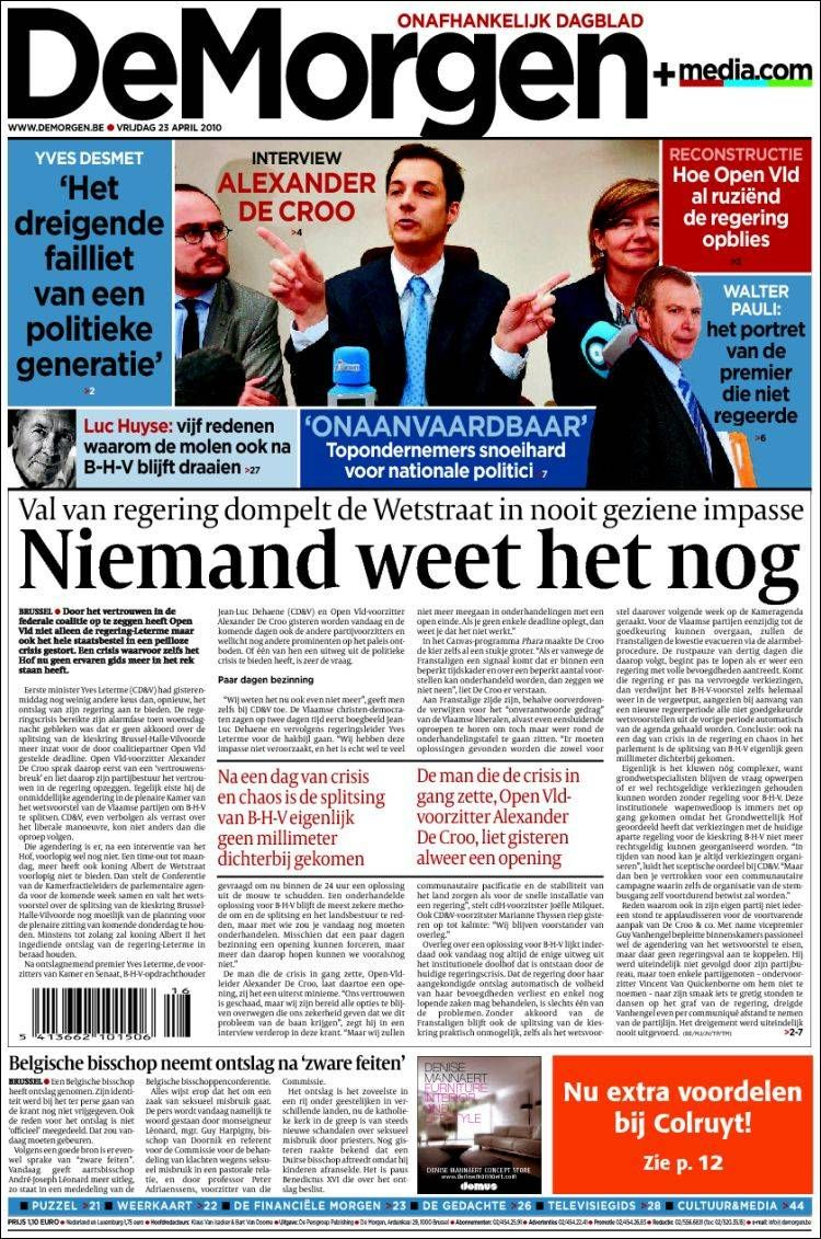De morgen cover - Google zoeken