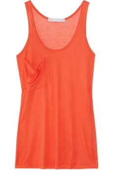 love the color, love the drapiness, love the versatility; would love to have this to wear on comfy summer dayss