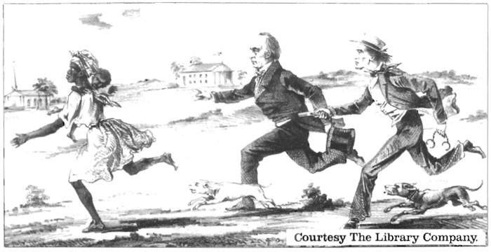 Fugitive Slave Act...tHE cOMPROMISE OF 1850: tHE Point of