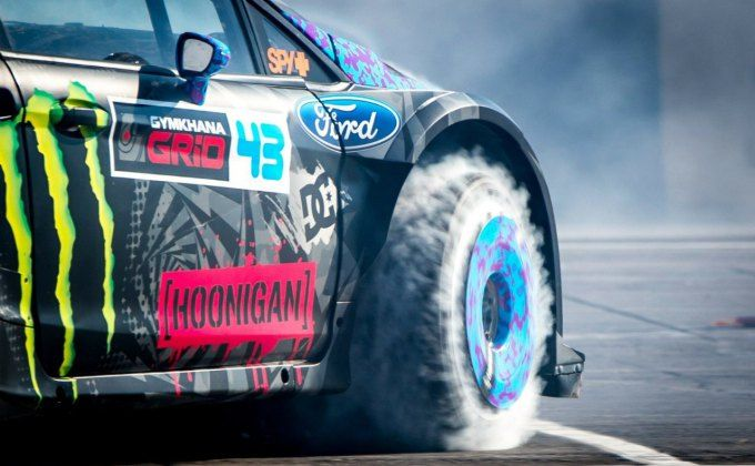 Tgif Dopeness 39 Pics Ken Block Car Wallpapers Ford Fiesta