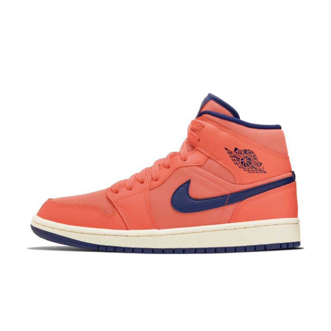 Air Jordan 1 Mid Women's Shoe   Jordan