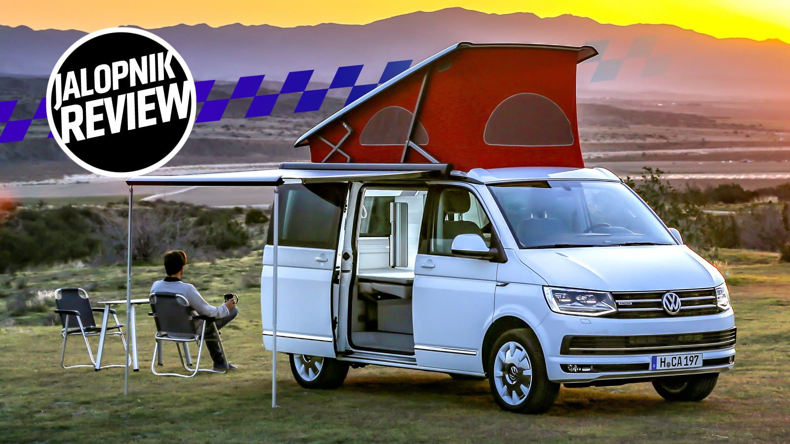 The 2018 Vw T6 California Van Is The Best Car That S Also A House Volkswagen Bus Interior