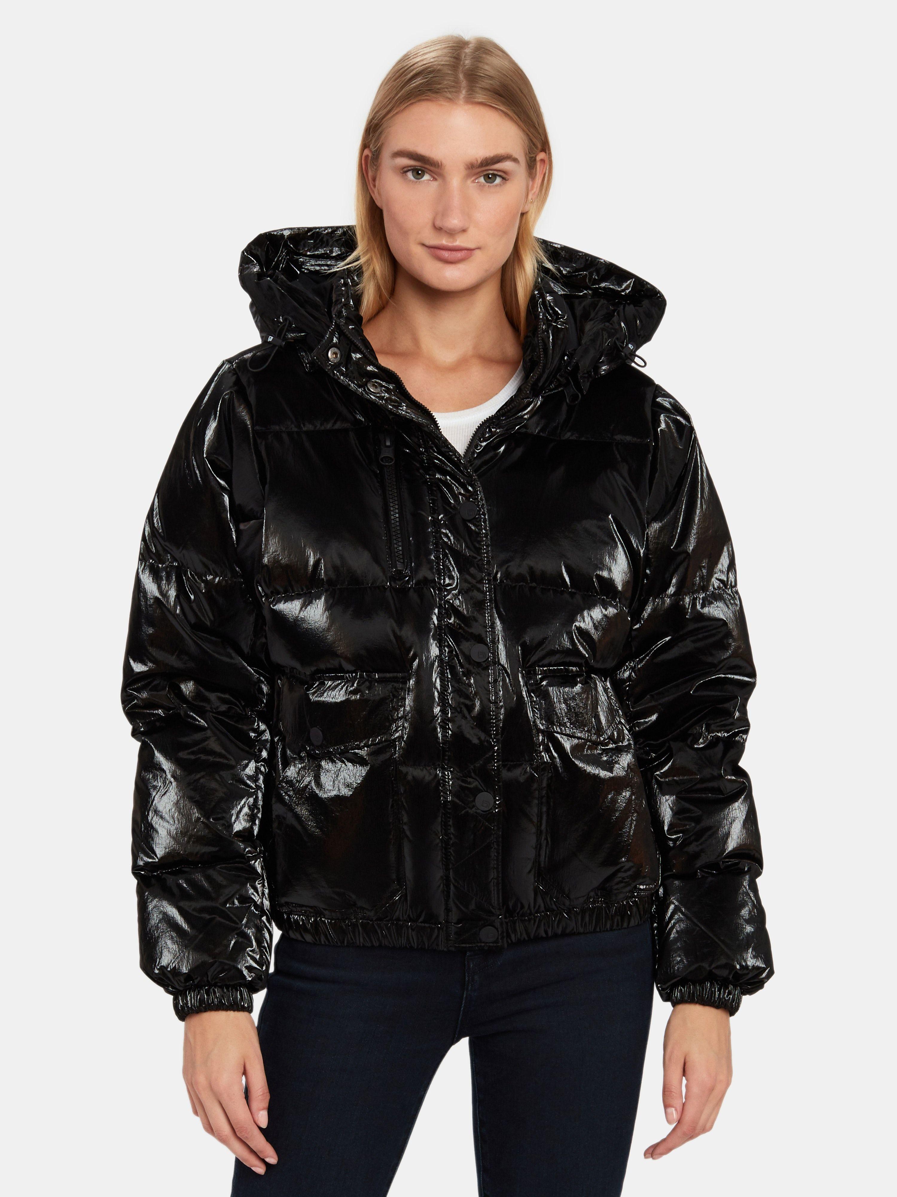 Blanc Noir Mont Blanc Reflective Trim Puffer Jacket Puffer Jackets Puffer Puffer Jacket Black [ 4000 x 3000 Pixel ]