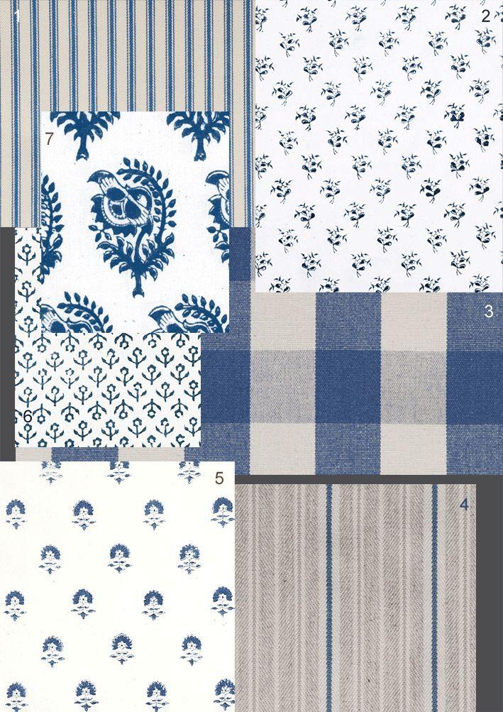 French Country Kitchen Ideias Pinterest French Country - French french country fabrics