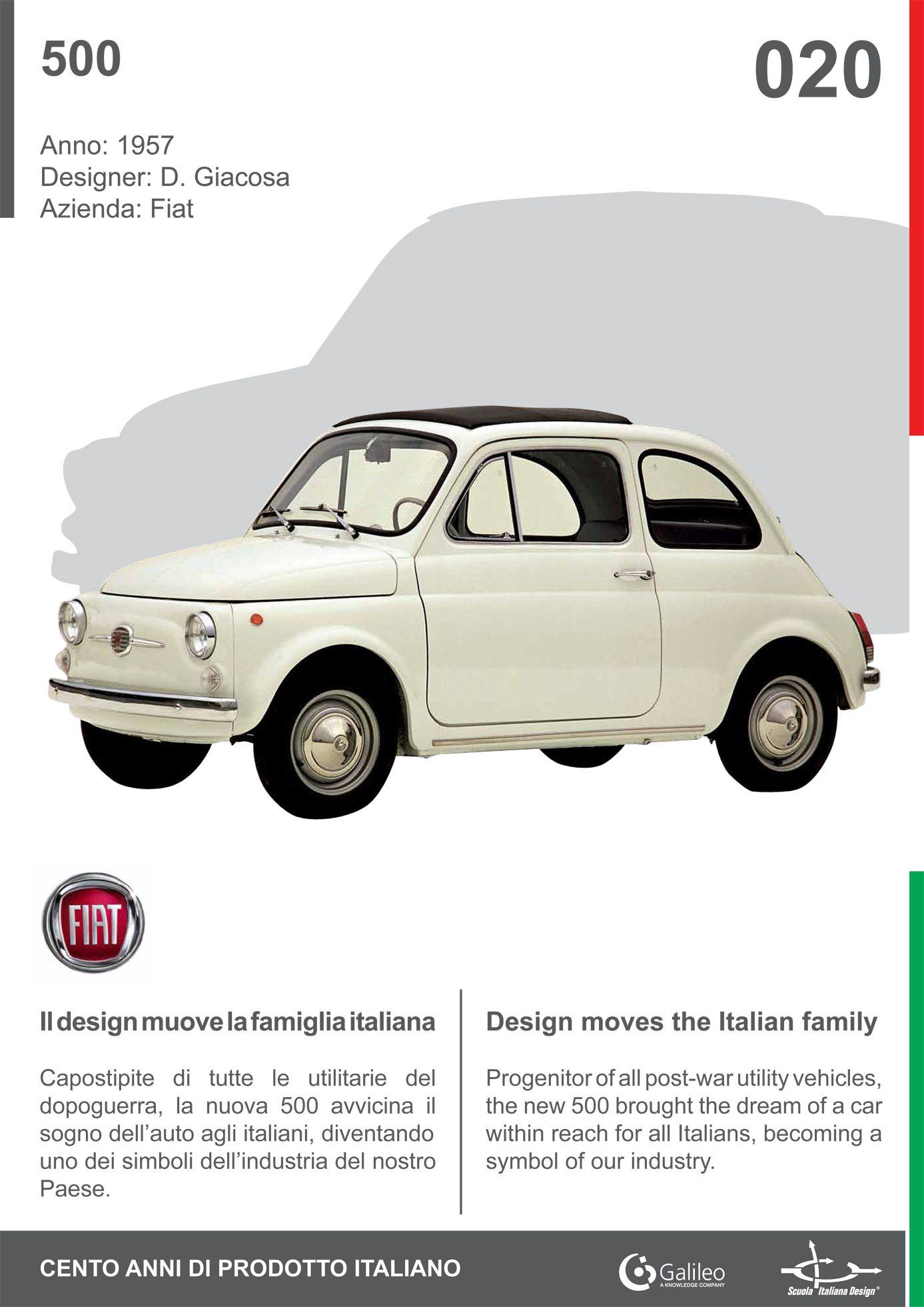 500 by fiat 1957 italian design history car automotive 500 by fiat 1957 italian design history car automotive biocorpaavc Choice Image