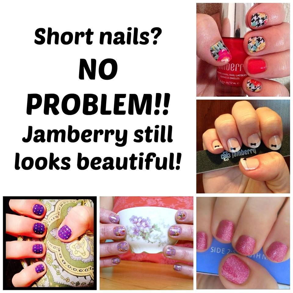 Heathertate.jamberrynails.net Short nails? No Problem with Jamberry ...