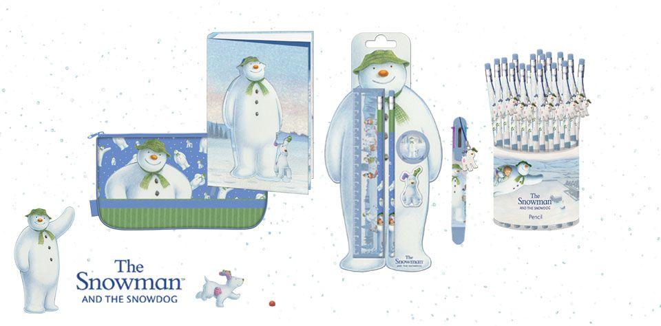 The snowman and the snowdog stationery selection from blueprint the snowman and the snowdog stationery selection from blueprint collection stationerysnowmanpapercraftpaper millsnowmencontact malvernweather Gallery