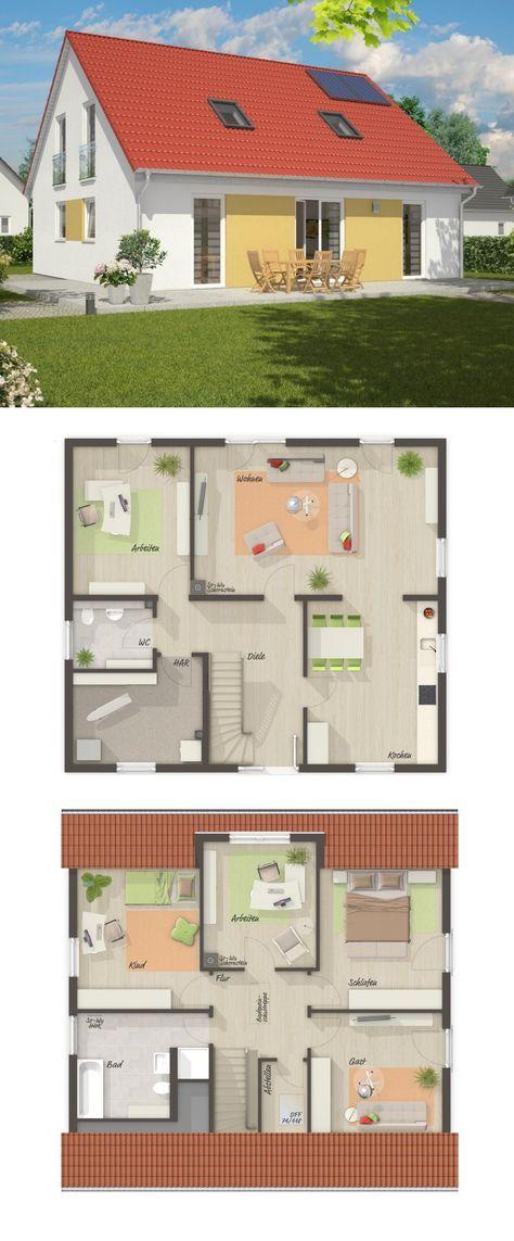 Einfamilienhaus MITWACHSHAUS FLAIR 148