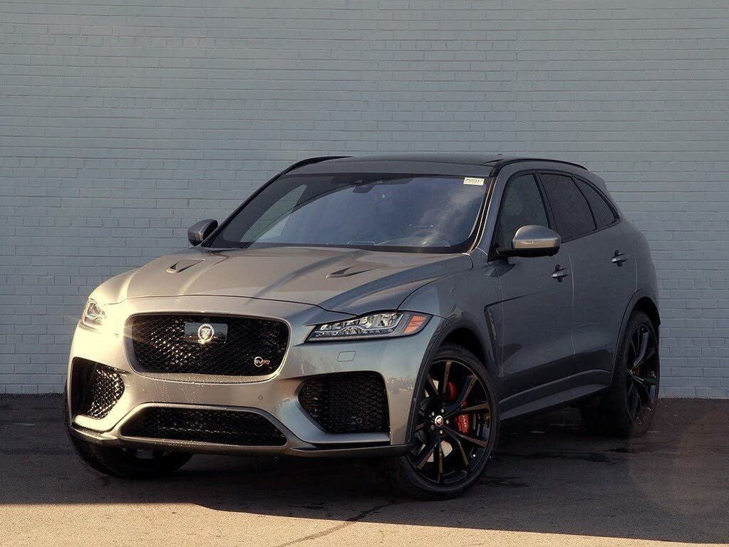 2020 Jaguar F Pace Svr Awd 92 870 Cargurus In 2021 Jaguar Jaguar Cars Sports Sedan