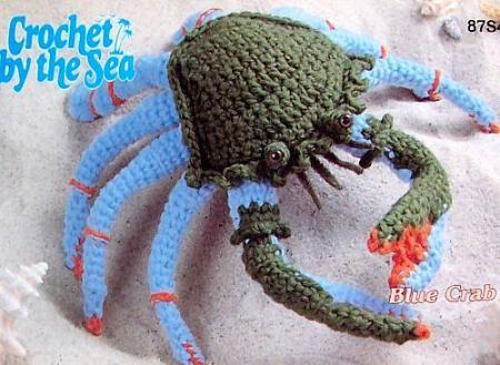 Crochet Pattern Central Free Sea Creature And Sea Mammal
