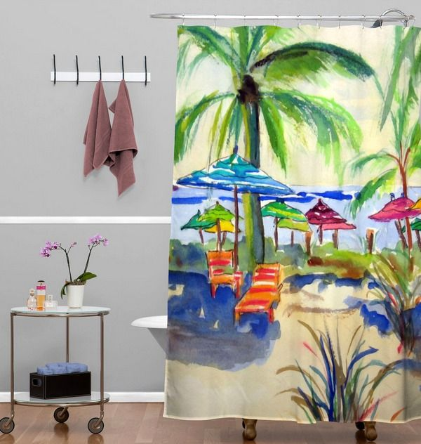 Easiest Way To Revamp Your Bathroom | Beach themed bathrooms ...
